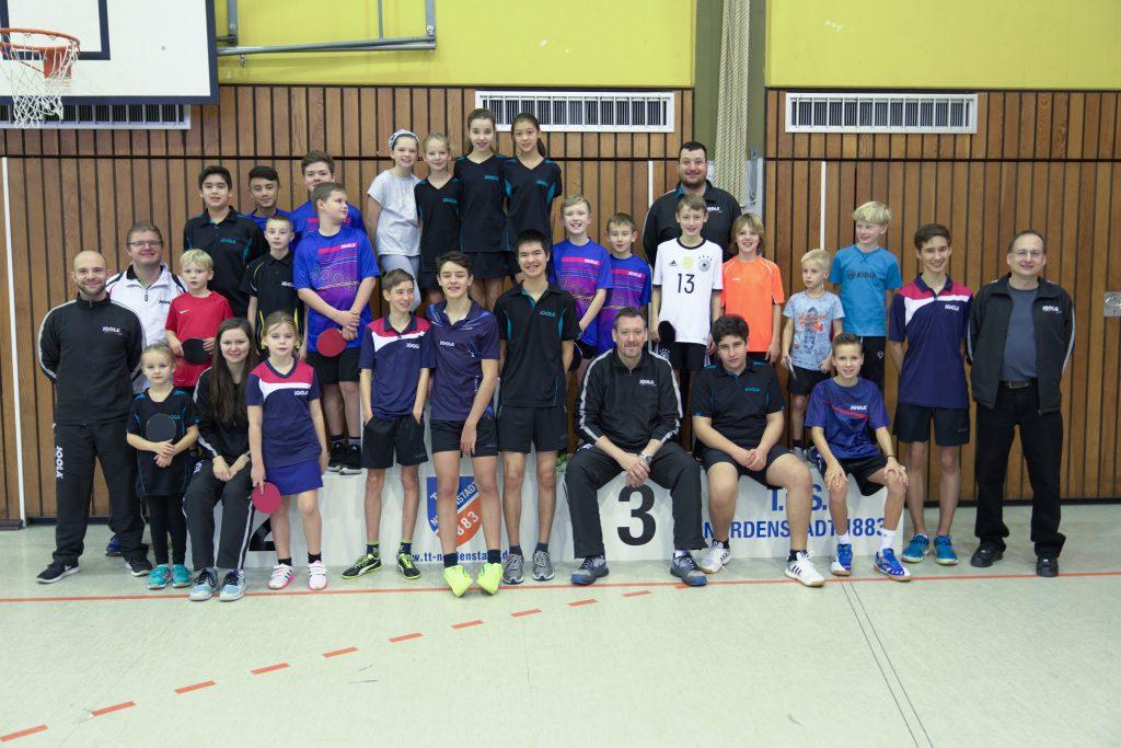 Tischtennis für Kinder in Wiesbaden